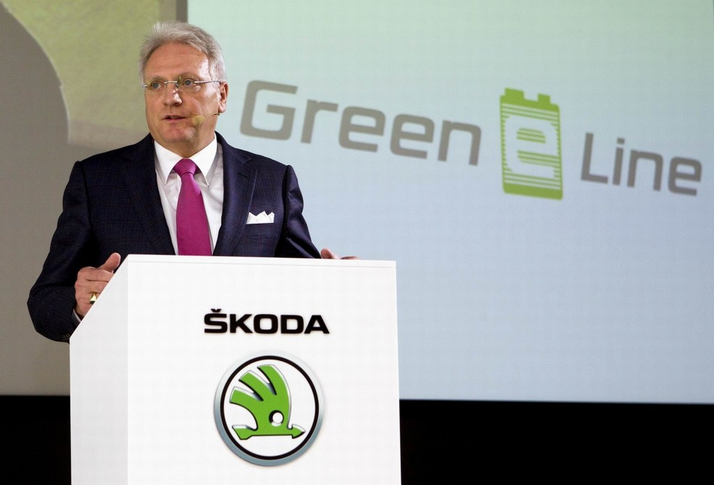 Stackmann: Skoda setzt auf Russland, Indien und China