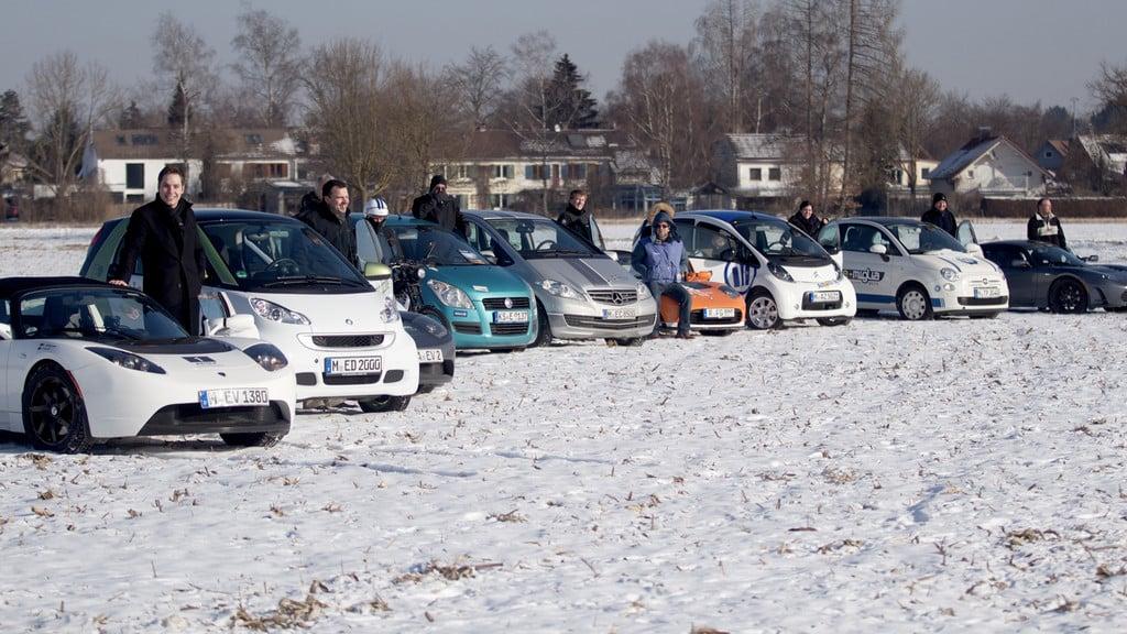 TÜV Süd schickt alle Elektroautos in den Praxis-Test