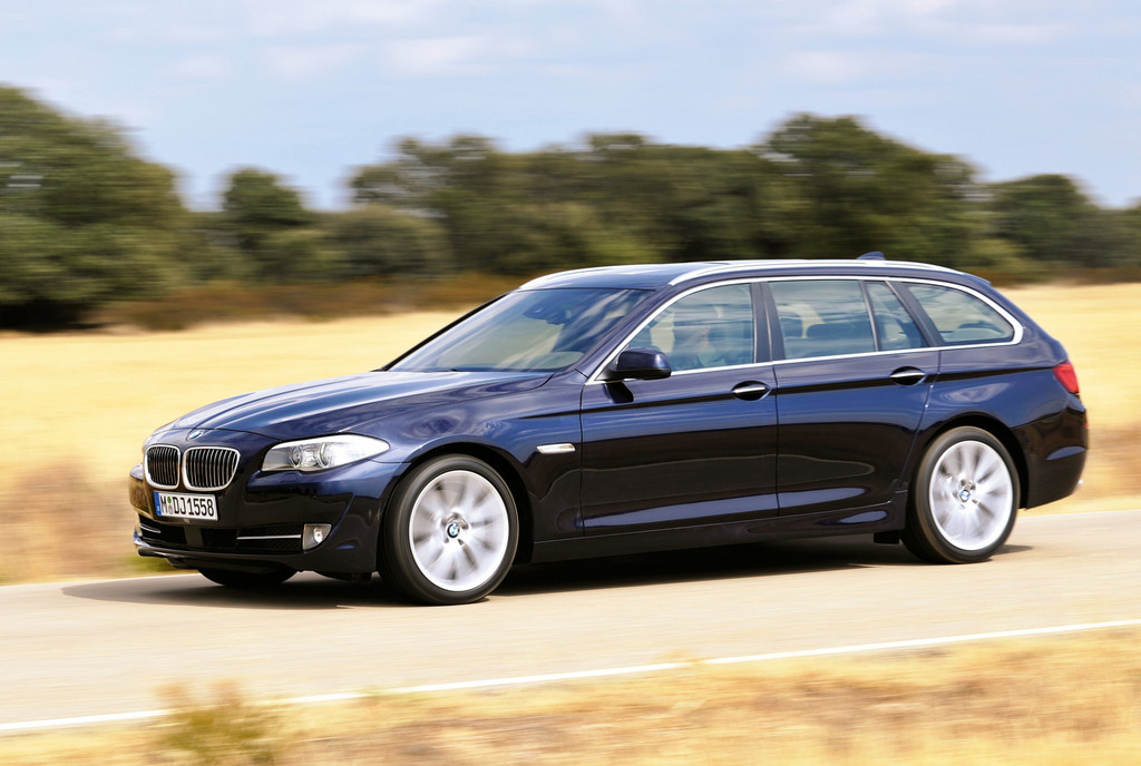 Test BMW 525d xDrive Touring: Rund-um sorglos-Vehicle