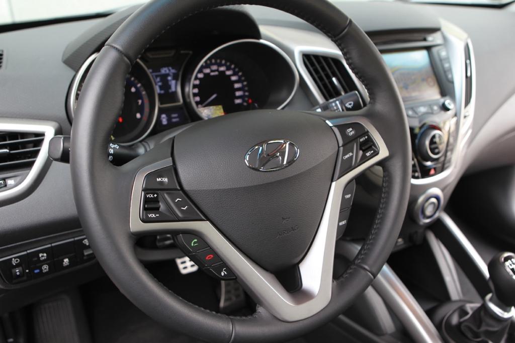 Test: Hyundai Veloster - Koreanisches Coupé mit cleverem Türkonzept