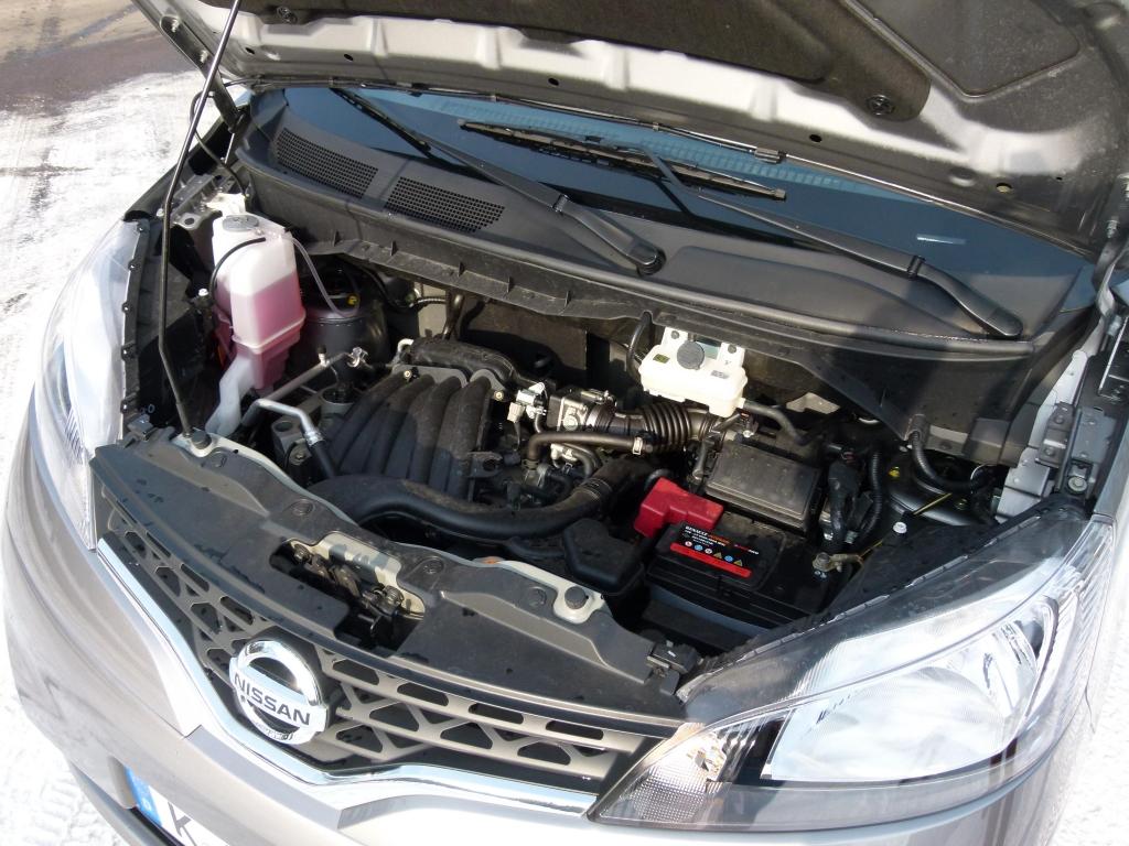 Test Nissan Evalia 1.6: Preiswertes Familienauto jenseits heutiger Premium-Allüren
