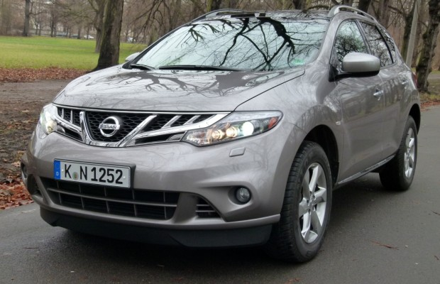 Test: Nissan Murano – Japanischer Salon-Löwe