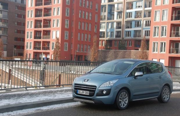 Test Peugeot 3008 Hybrid4 - Dieselhybrid mit Vier-Liter-Traumverbrauch