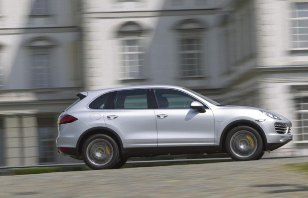 Test: Porsche Cayenne Diesel - Mit Vehemenz gegen Vorurteile