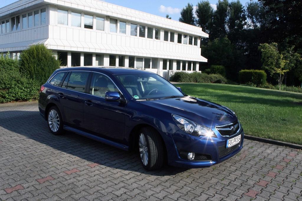Test: Subaru Legacy Kombi 2.0 D - Langzeit-Beziehung