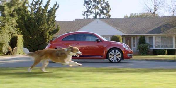 The Dog Strikes Back: 2012 Volkswagen Game Day Commercial - Youtube
