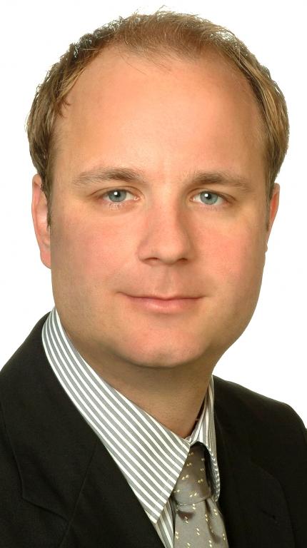 Thomas Müller ist bei Audi zuständig für Brems-, Lenk- und Fahrerassistenzsysteme.