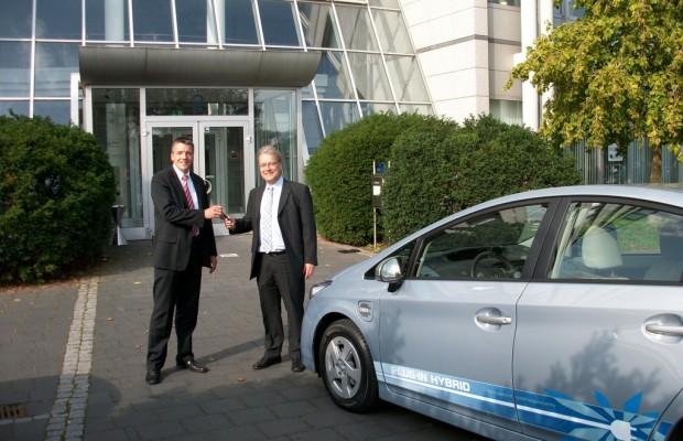 Toyota und Lease-Plan kooperieren bei Elektrofahrzeugen