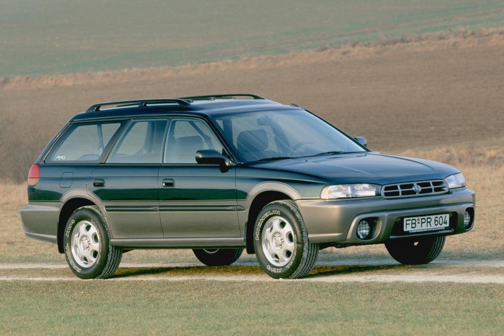 Tradition: 40 Jahre Subaru 4x4-Pkw - Allrad für alle