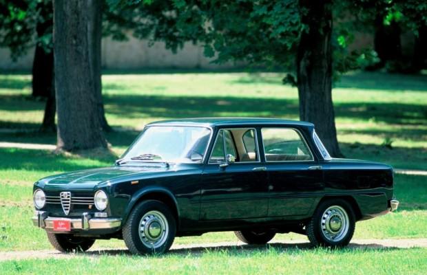 Tradition: 50 Jahre Alfa Romeo Giulia - Julchens charismatische Tochter