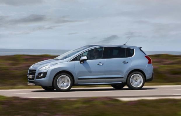 Traumverbrauch: Der 4-Liter Peugeot 3008 Hybrid4