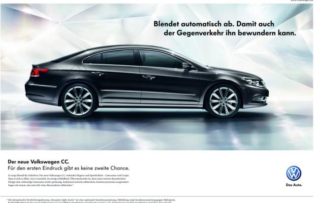 VW CC-Kampagne startet