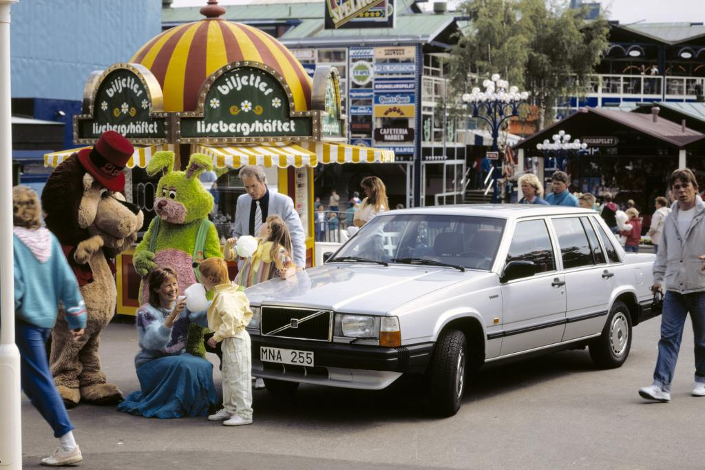 Volvo 740 GLE 1987