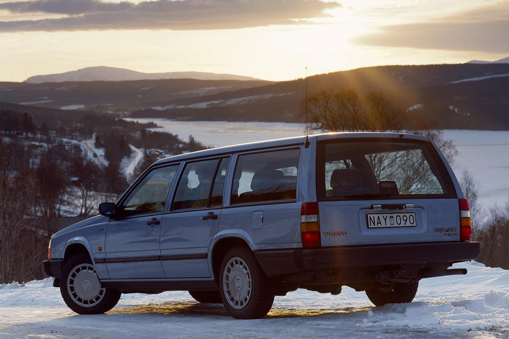 Volvo 740 GLT von 1989