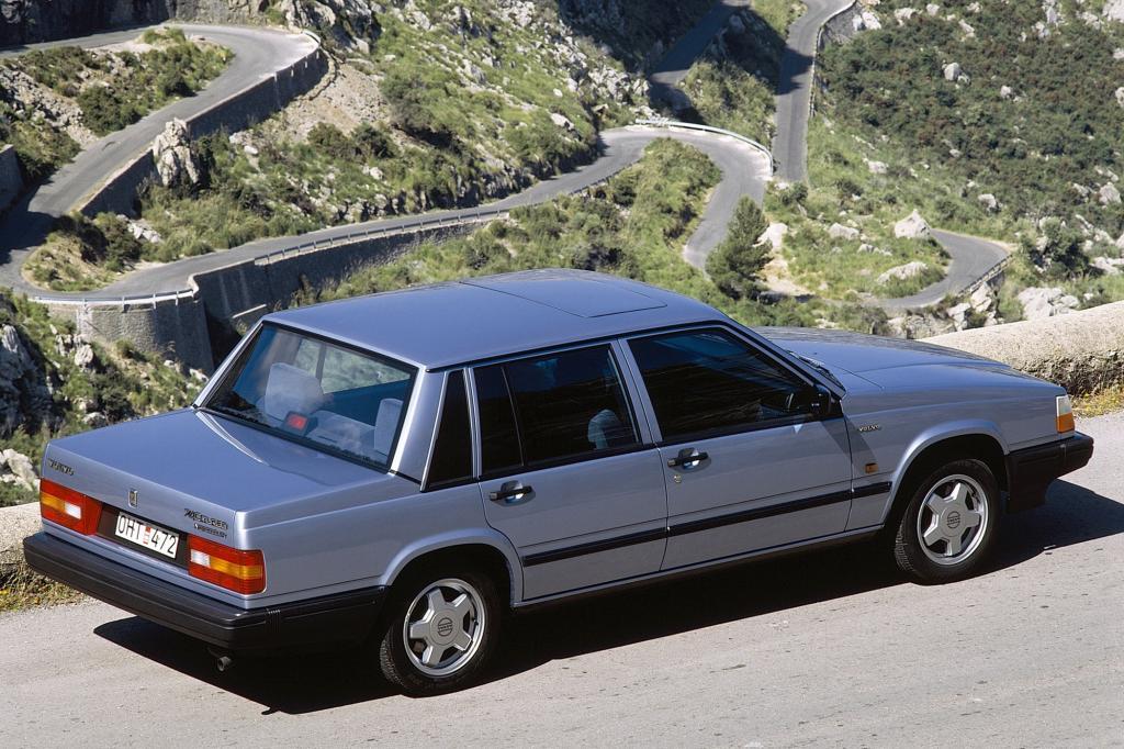 Volvo 740 Turbo von 1990
