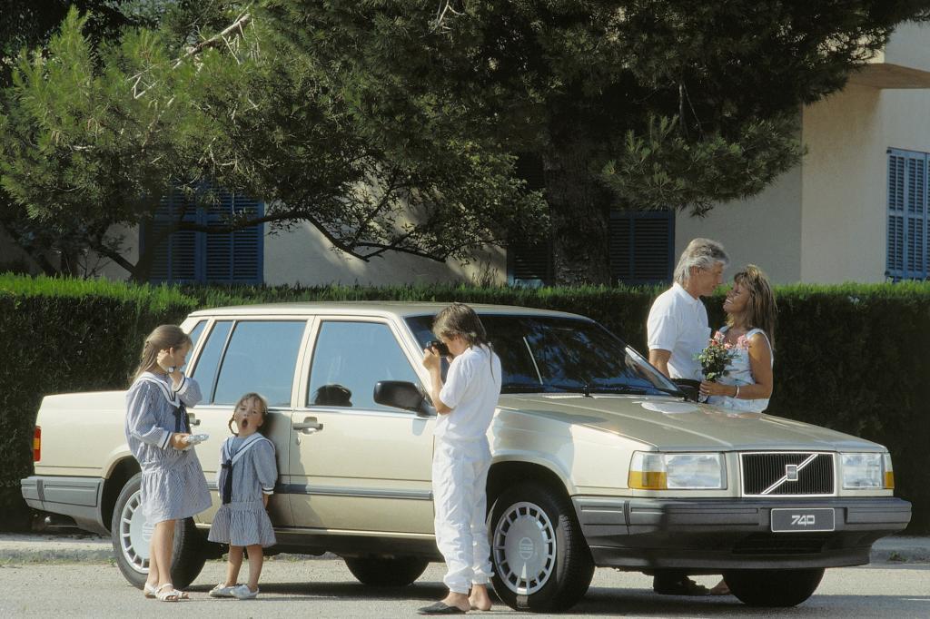Volvo 740 von 1990