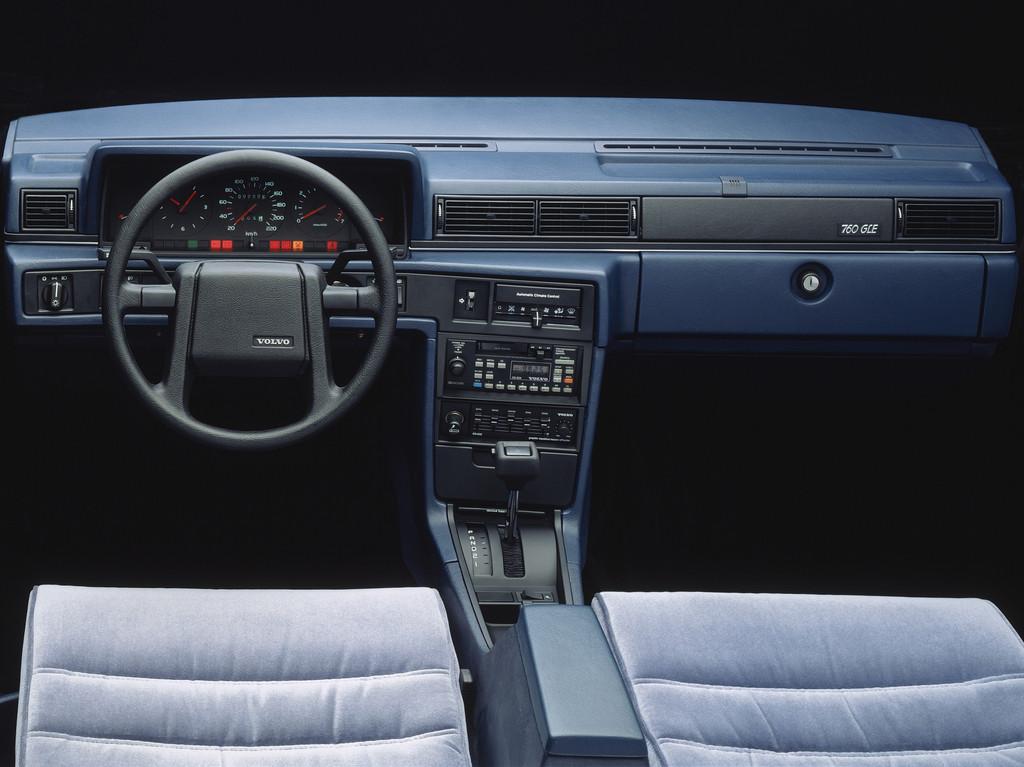Volvo 760: Ein Design-Klassiker wird 30 Jahre alt