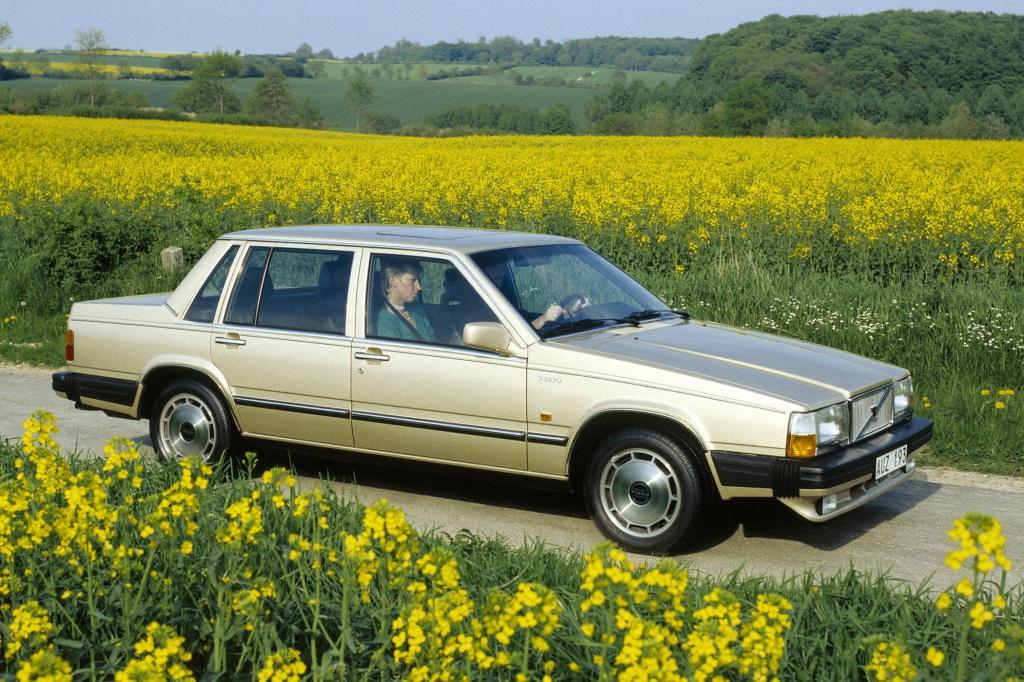 Volvo 760 GLE von 1987