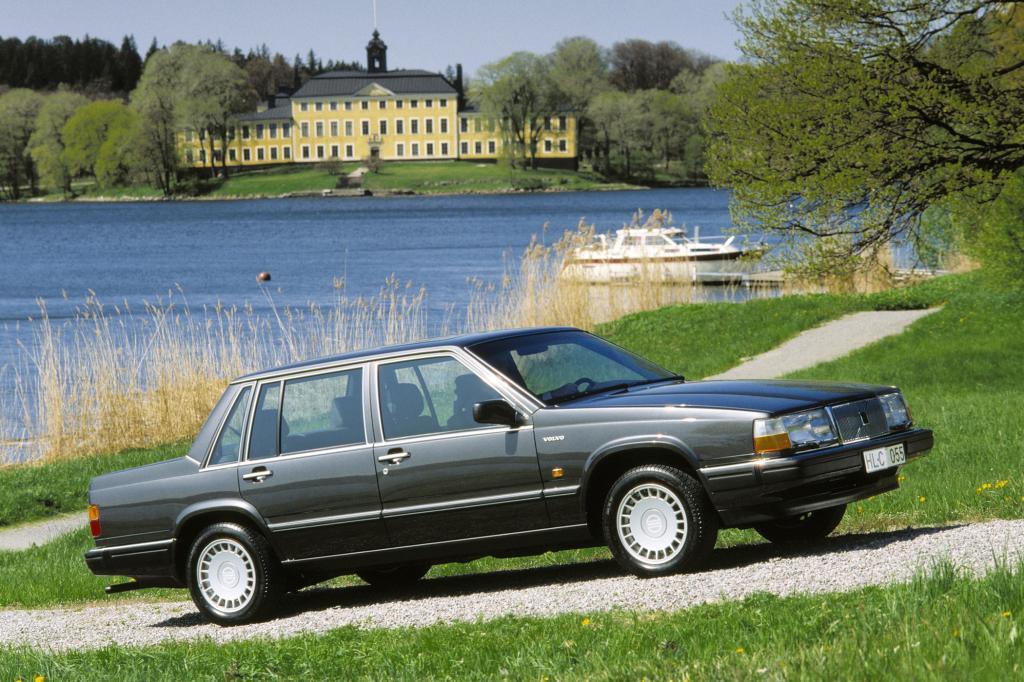 Volvo 760 GLE von 1988