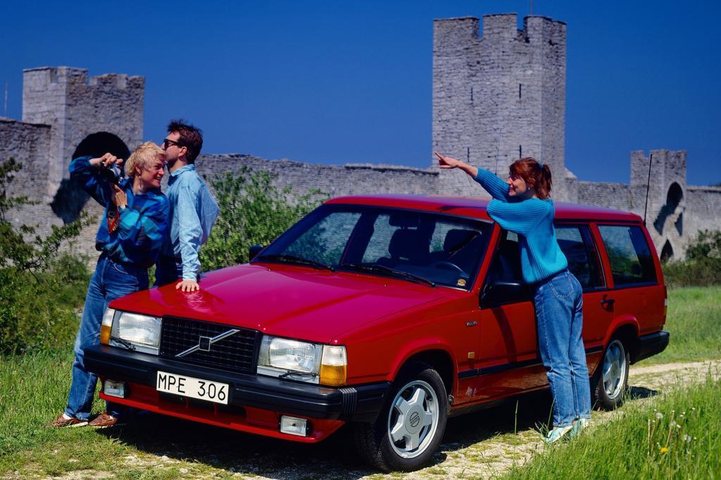 Volvo 760 Turbo 1986