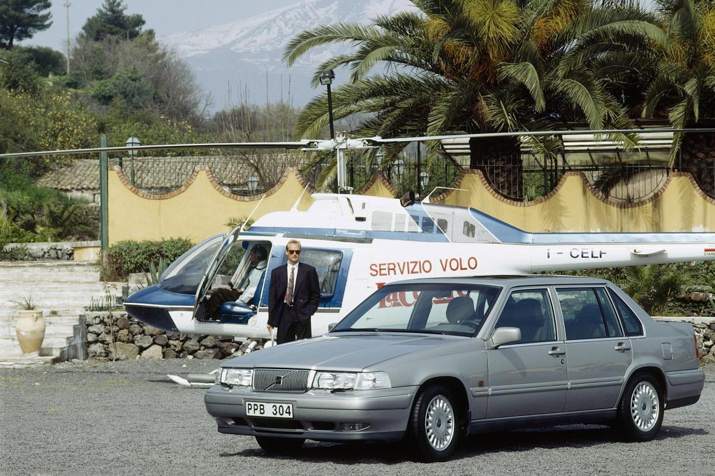 Volvo 960 von 1995