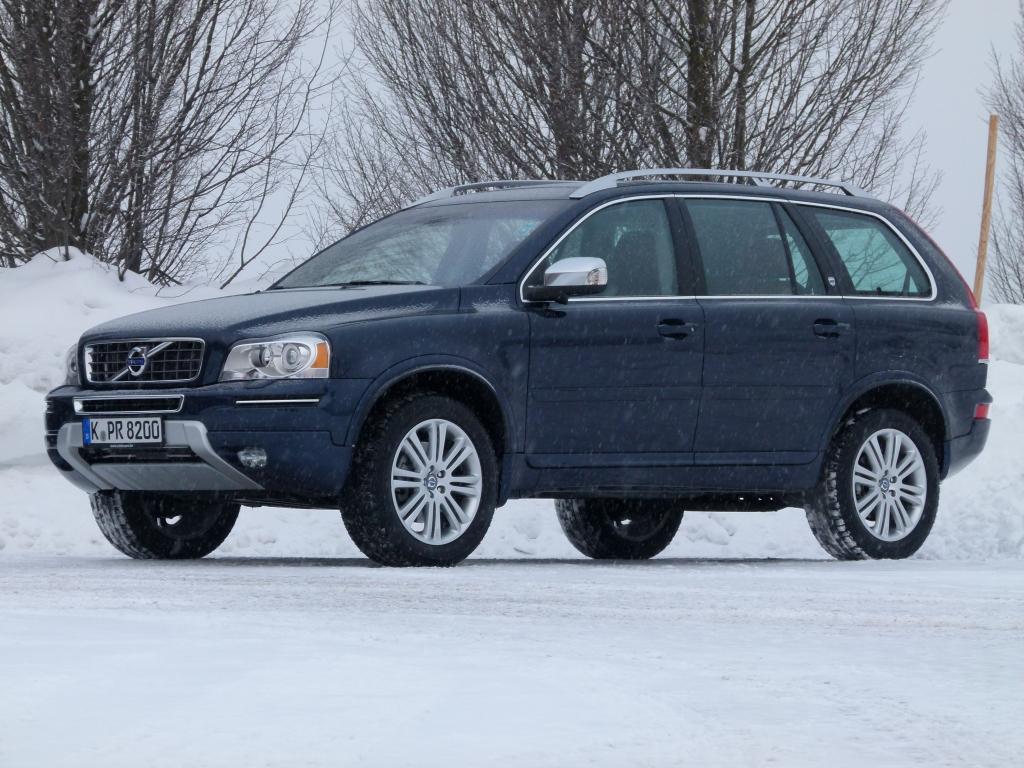 Volvo XC90 Facelift - Reife Leistung