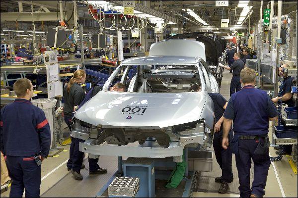 Volvo an Saab-Anlagen interessiert