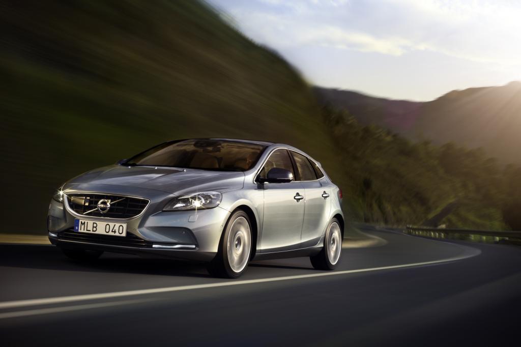 Volvo stellt in Genf sein neues Kompaktmodell vor