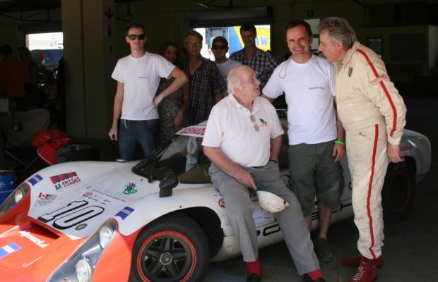 Württ Classic 2012 bringt legendäre Rennwagen nach Roßfeld