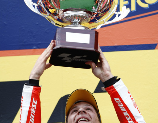 Weltmeister Stefan Bradl kommt zur IMOT