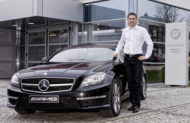 Wendlinger ist Instruktor der AMG Driving Academy