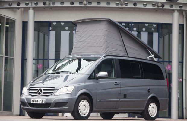 10 000ster Mercedes-Benz Viano