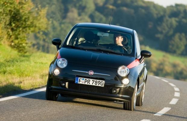 17 Monate lang finanzierungsfrei Fiat 500 fahren