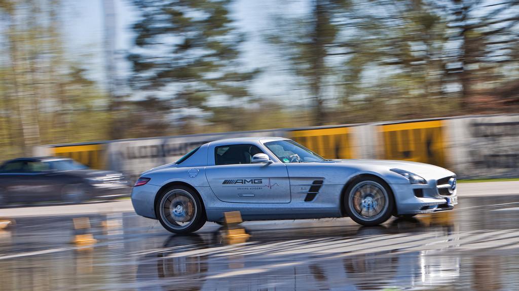 AMG Driving Academy mit erweitertem Programm