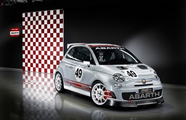 Abarth sucht Rennfahrer-Talente
