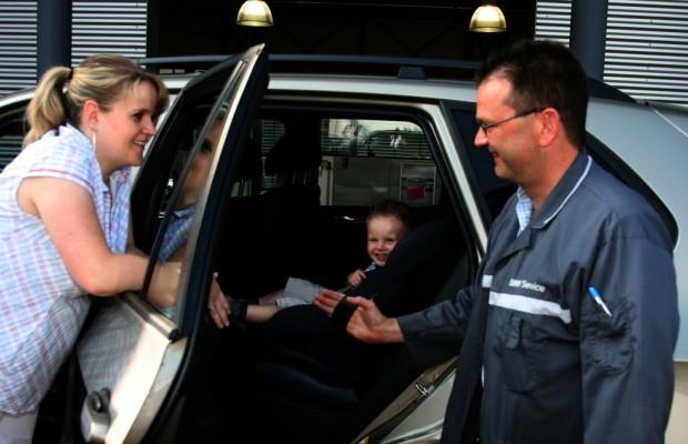 Aktion zur Sicherheit von Familienautos geht in zweite Runde