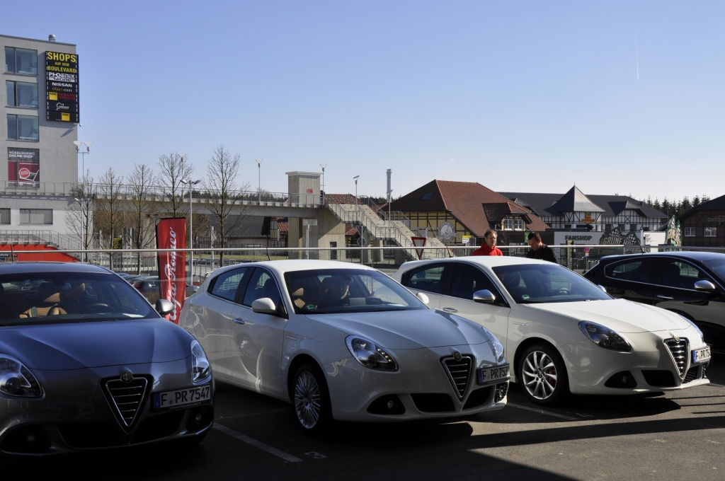 Alfa Romeo Giulietta: Schöne Italienerin mit TCT-Doppelkupplungsgetriebe