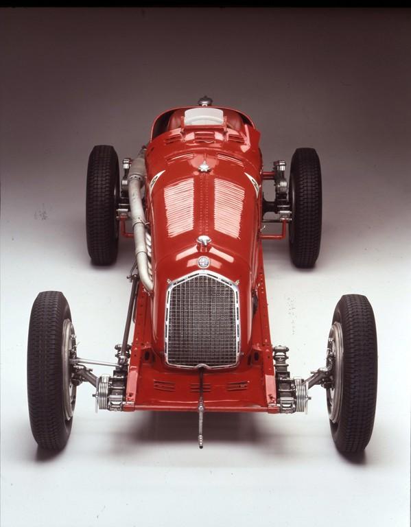 Alfa Romeo Tipo B P3 (1932-1935).