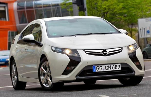 Ampera/Volt sind Auto des Jahres 2012 - Lohn der Pionierarbeit