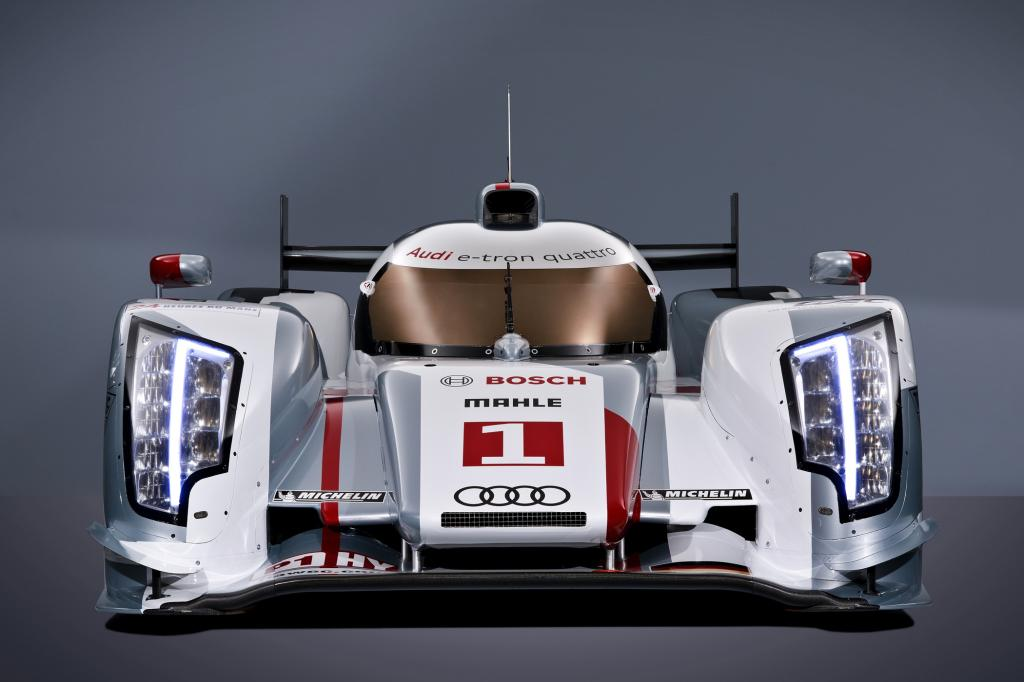 Audi R18 - Sprint in die Serie