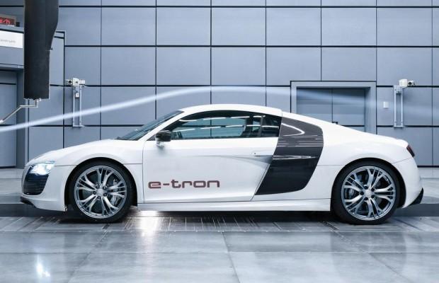 Audi Technik - R8 e-tron erhält ultra-leichte Kunststofffedern