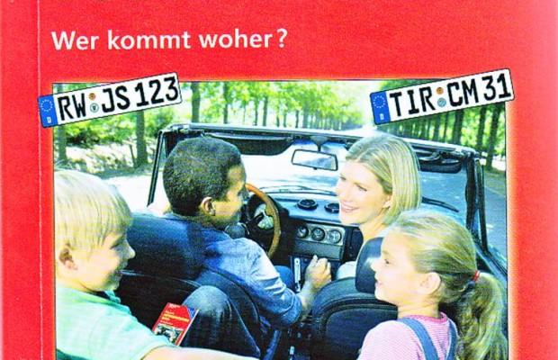 Buchtipp: Das große Autokennzeichenbuch - Schnell entschlüsselt