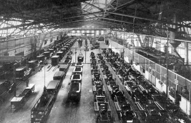 Citroen zeigt Ausstellung zur ehemaligen Autoproduktion in Köln