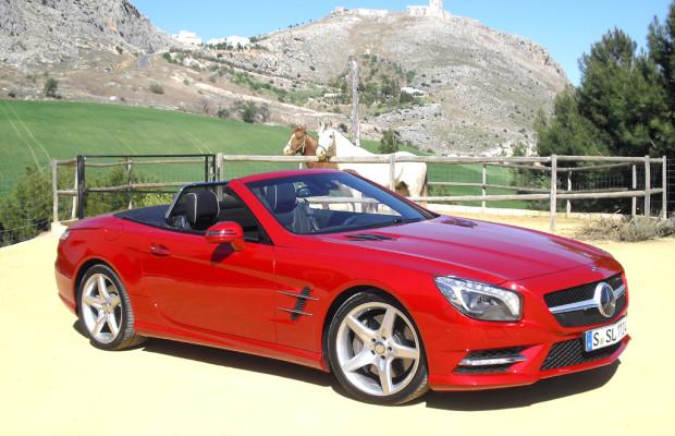 Der Gentleman-Sportler: Mercedes lässt neuen SL starten, zwei Motorisierungen