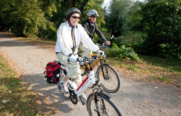 Deutschland einig Fahrradland