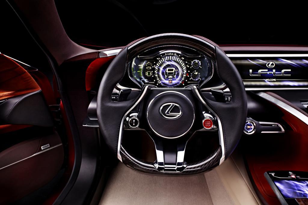 Die noble Toyota-Tochter Lexus verfügt nach wie vor über ein etwas diffuses Image