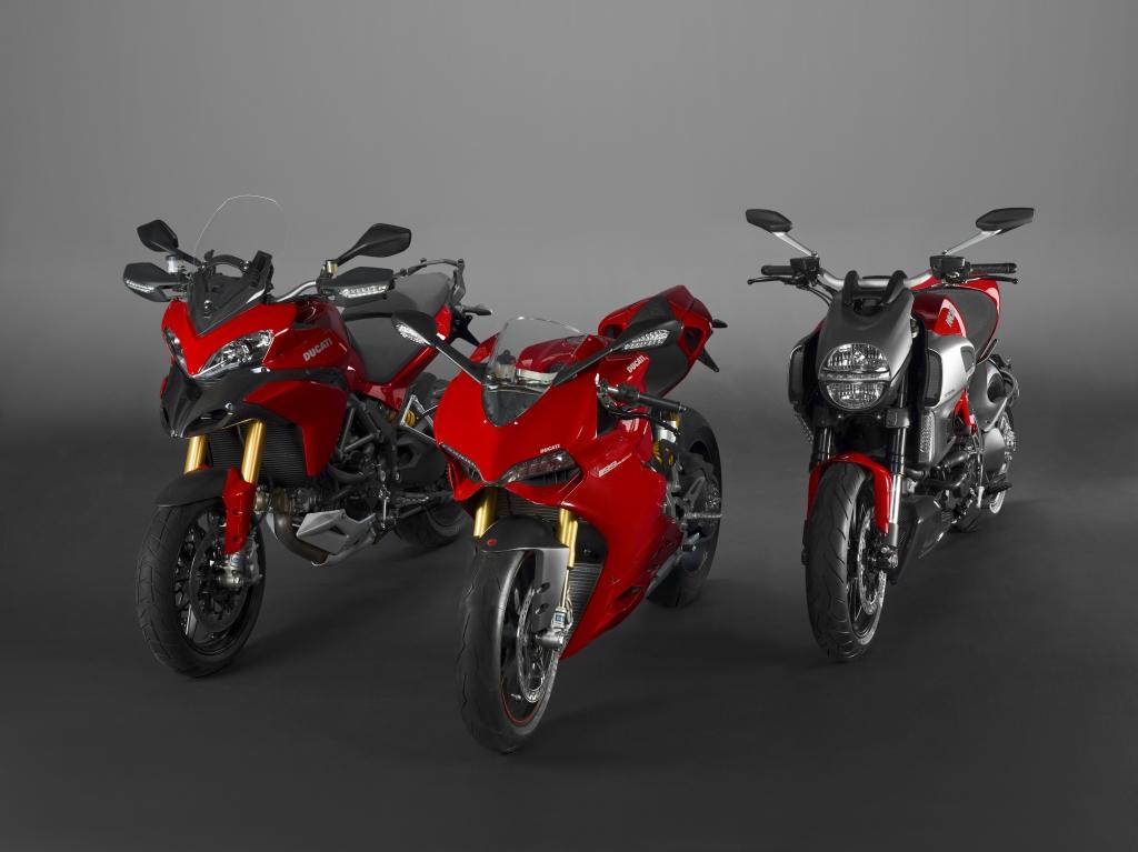 Ducati Desmosedici GP12: Neues Arbeitsgerät der MotoGP