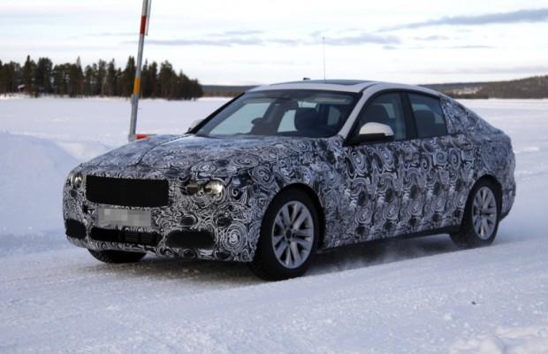 Erwischt: Erlkönig BMW 3er GT - Im Schnee