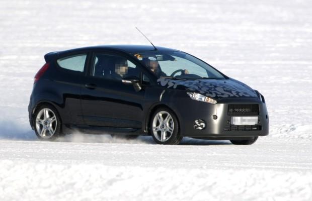 Erwischt: Erlkönig Ford Fiesta – Neue Motoren und ein Racer