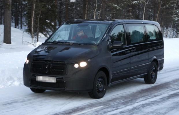 Erwischt: Mercedes-Benz Viano